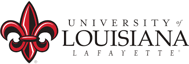 Logo Un. Louisiana