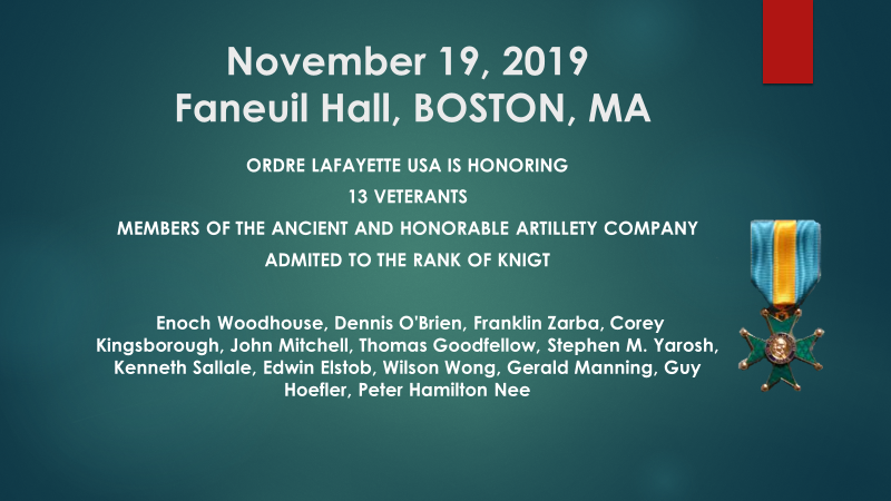 I- OL-USA Boston nov 19, 2019